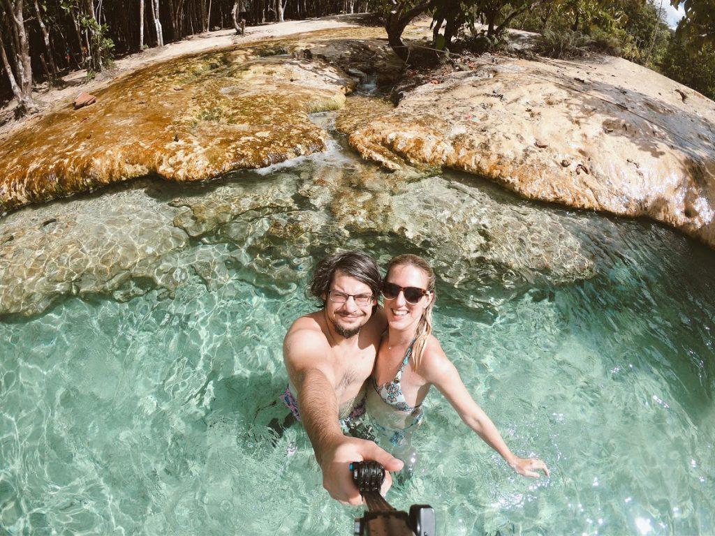 Krabi, Thajsko, Emerald Pool