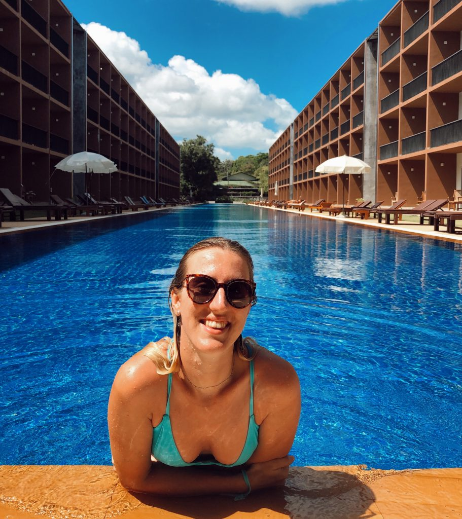 Teak Wing Hotel, Koh Samui, Thajsko