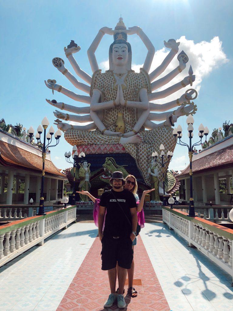 Chrámový komplex Wat Plai Laem