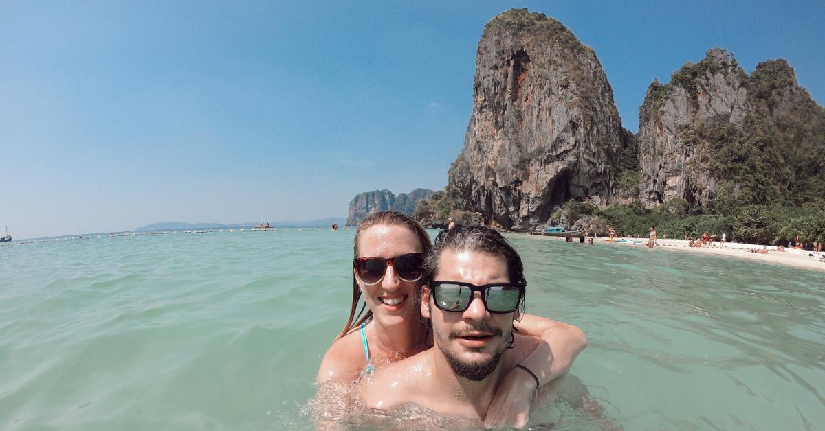 Krabi, Thajsko – najkrajšie pláže a miesta