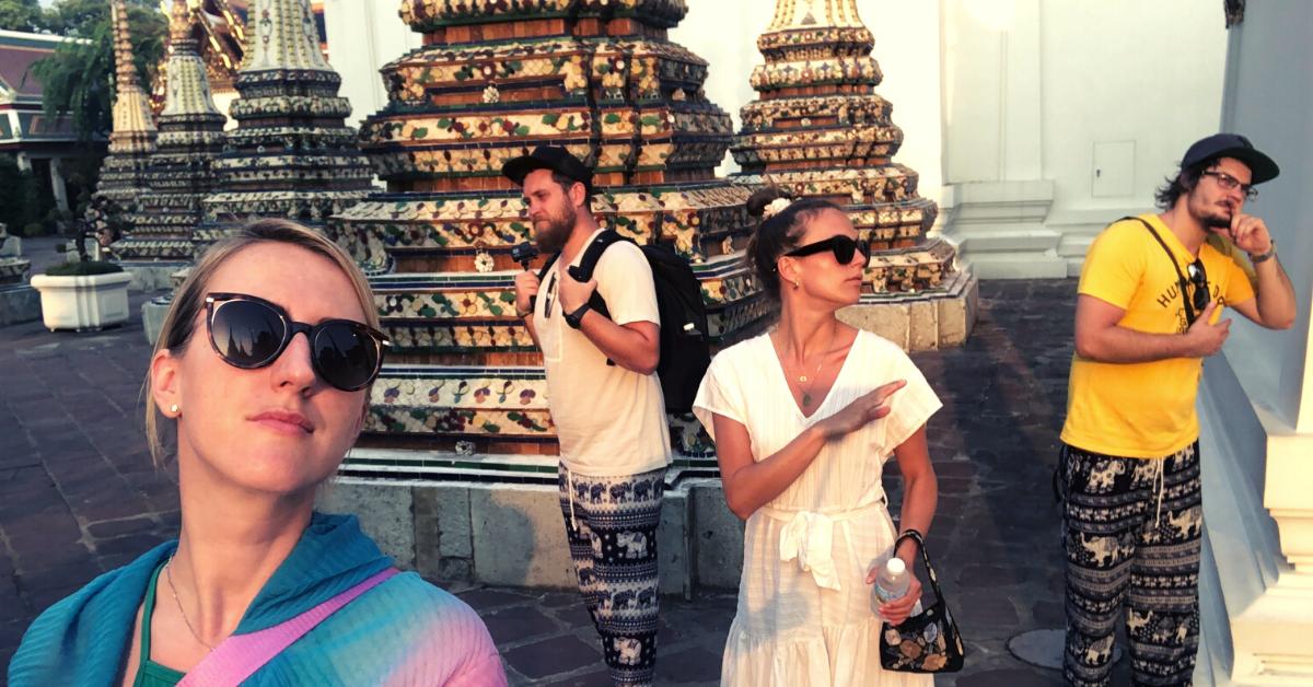 Bangkok sme si užili naplno za 3 dni