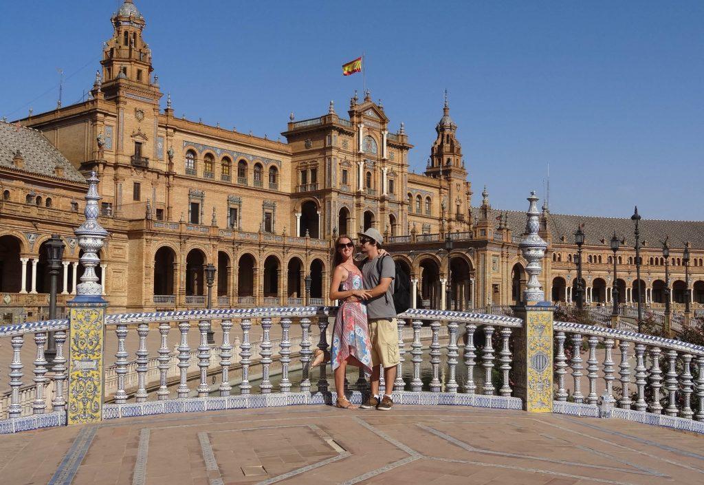 Sevilla Lužinovci na tripe