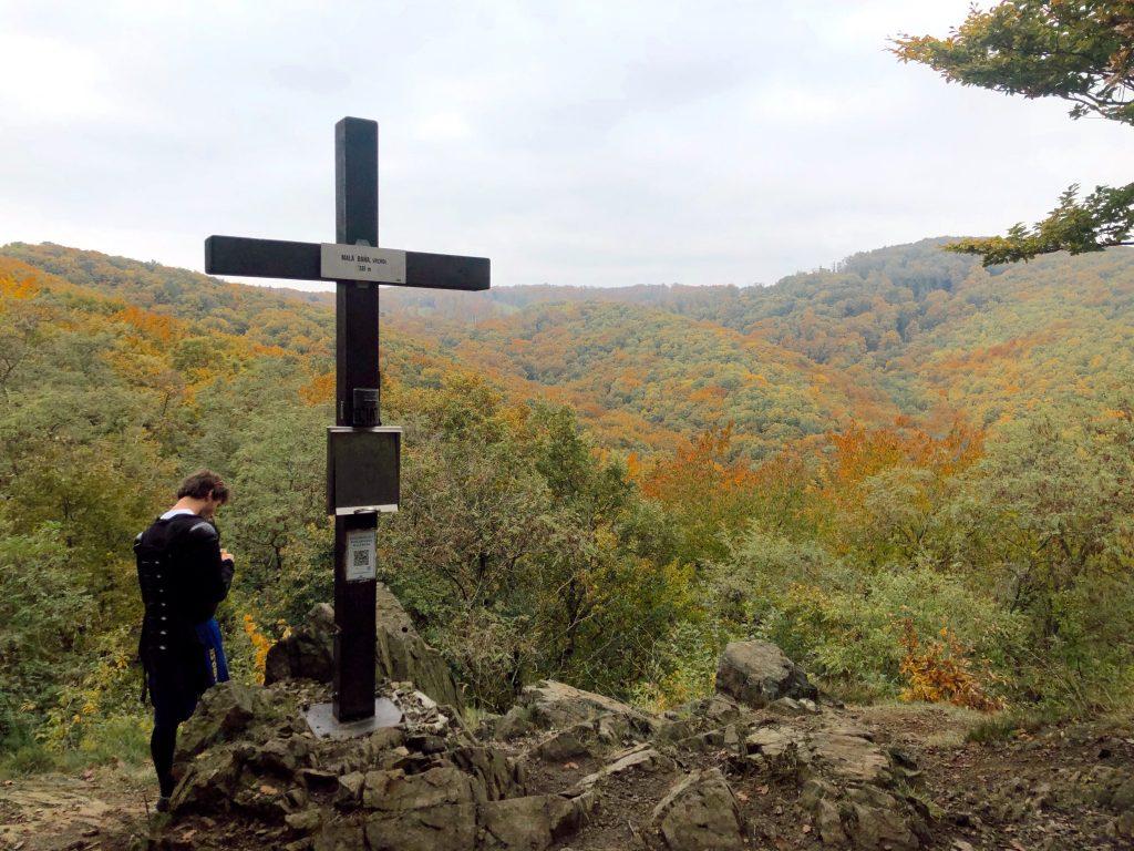 Výlety v okrese Bratislava - vrch Malá Baňa