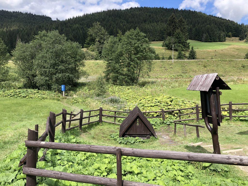 východné slovensko výlet telgárt