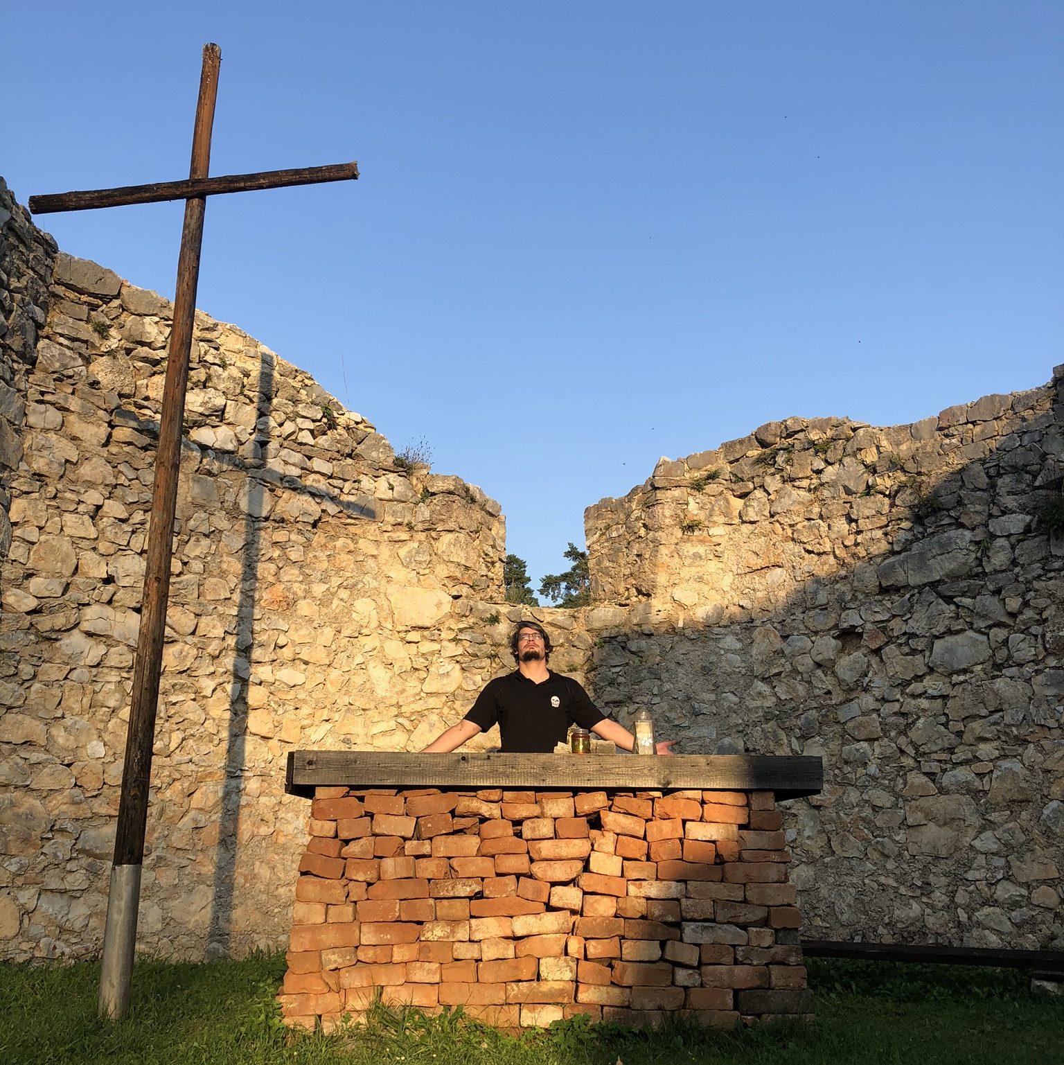 východné slovensko výlet - kláštorisko