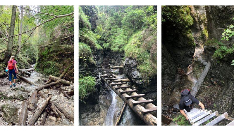 Slovenský raj, Suchá Belá – najkrajšia túra v raji