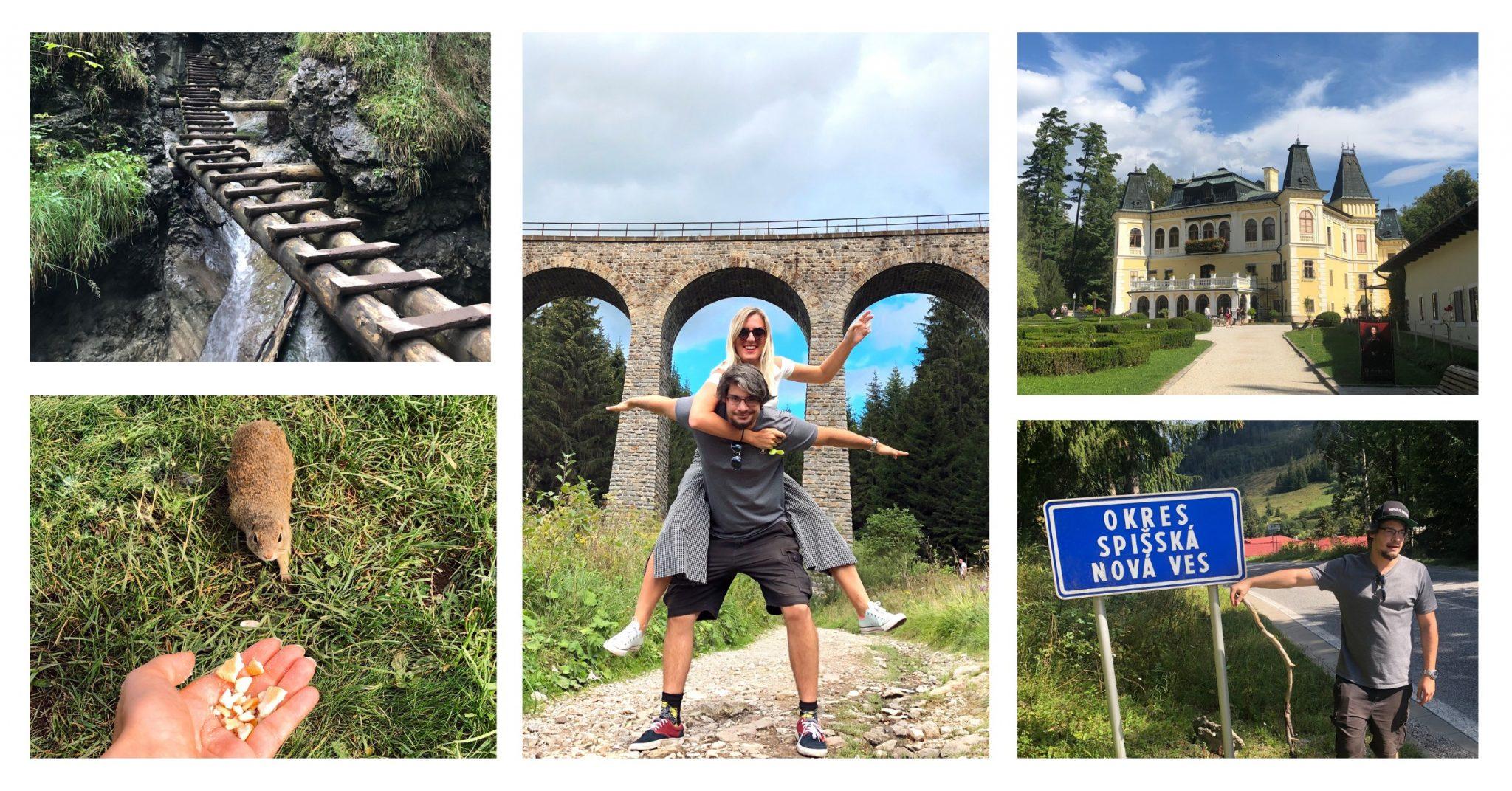 Výlet východné slovensko